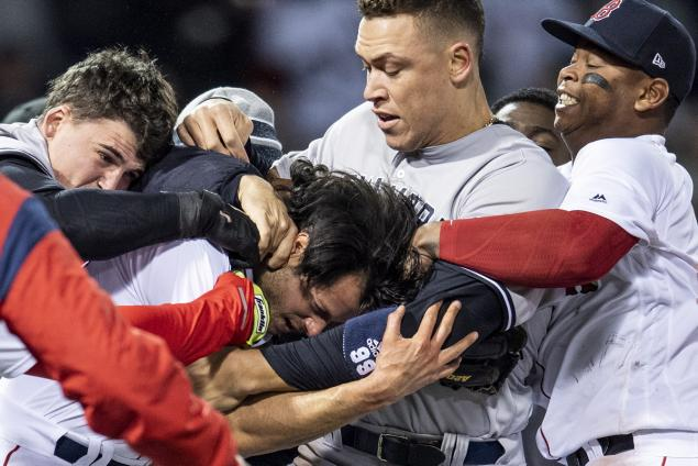 Tyler Austin, Joe Kelly and the Myth of the Reborn Yanks-Sox Rivalry