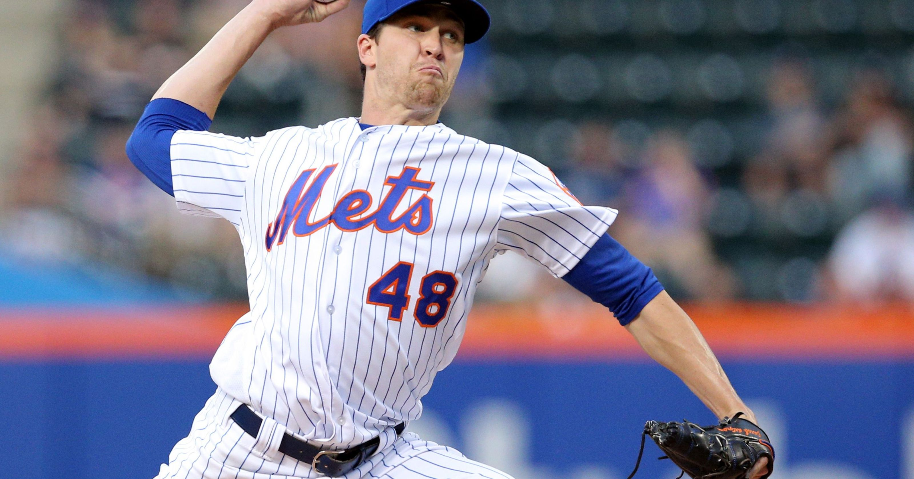 Monday Mets: The Case For Keeping deGrom