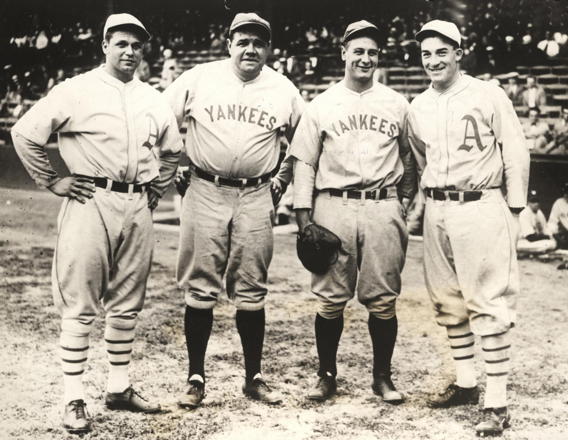 Yankees-Athletics Postseason History