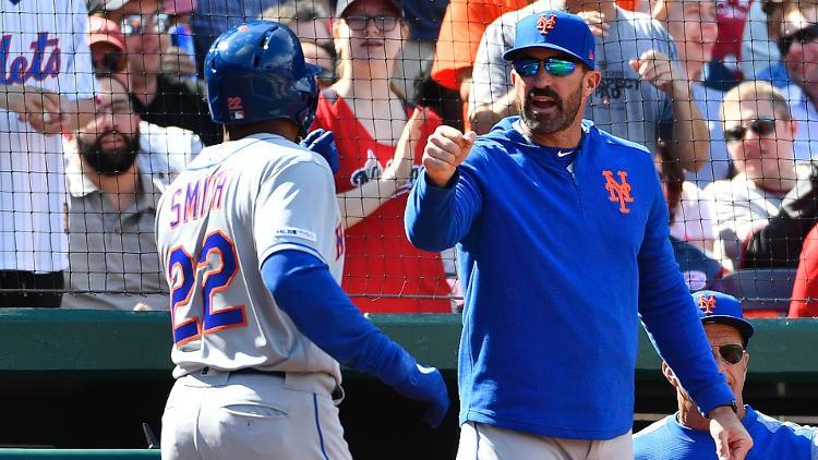 Monday Mets: Odd Man In
