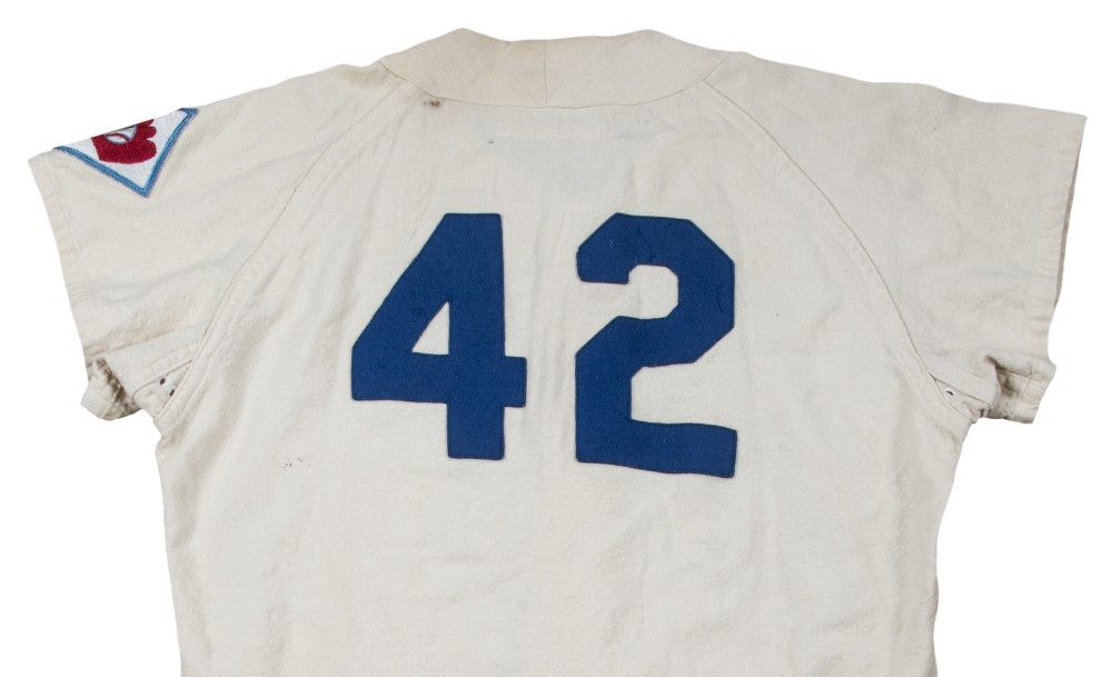 Goldin Launches Jackie Robinson 100th Anniversary Auction