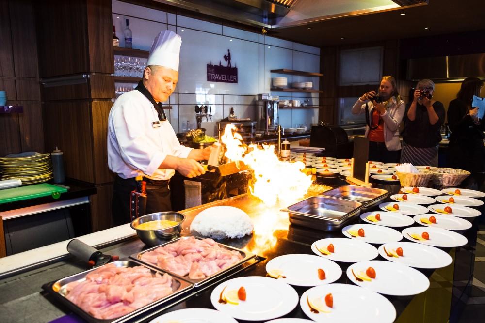 Benihana, Yankees Partner On Culinary Experience At Stadium