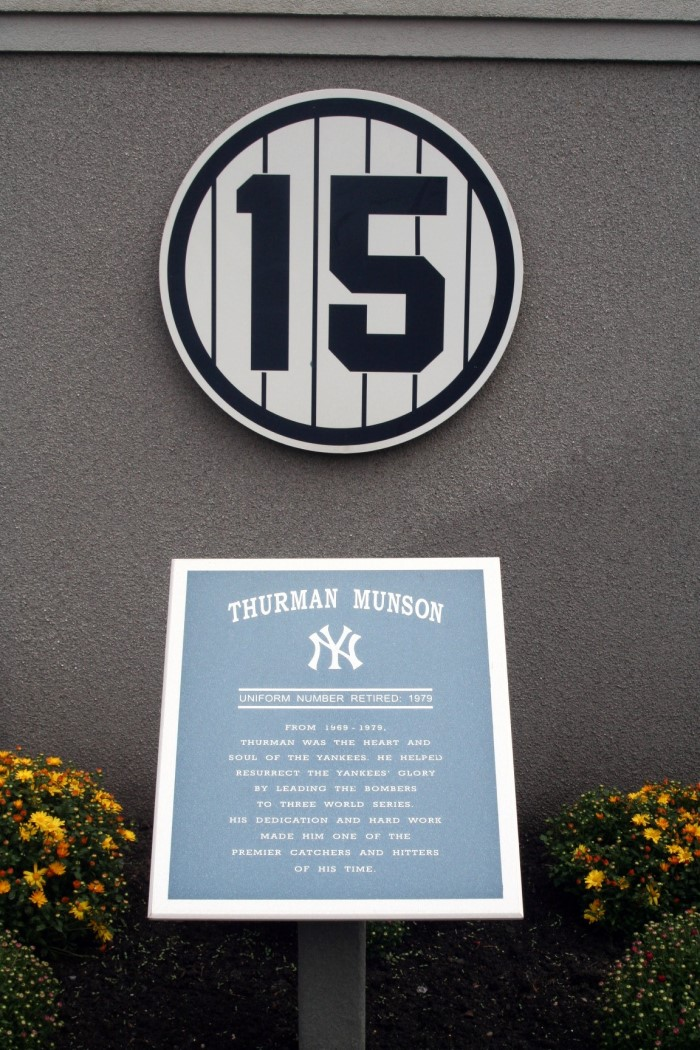 Thurman Munson Memorial Rally And Walk Set For Aug. 3 In The Bronx