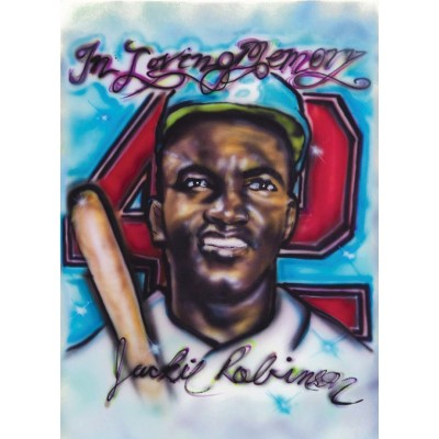 Don C's Jackie Robinson TOPPS Project 2020 Card Posts On Jackie Robinson Day