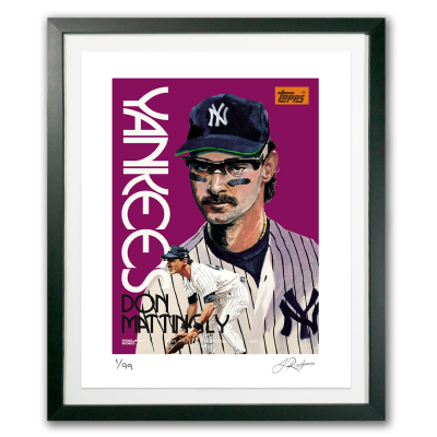 Topps Issues Fine Art Prints From Popular Project 2020 Cards