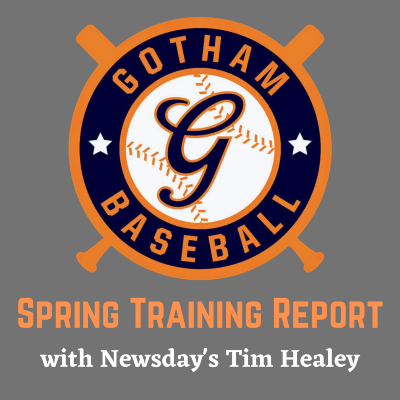 Gotham Baseball Podcast: Newsday's Tim Healey