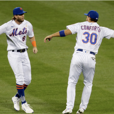 Monday Mets: The Cavalry Is Coming